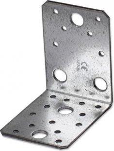 Gaardi Schwerlast Winkelverbinder ohne Sicke, 25 Stck., 90x90x65mm