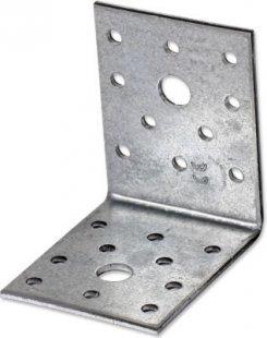 Gaardi Schwerlast Winkelverbinder ohne Sicke, 25 Stck., 70x70x55mm