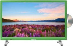 MEDION® LIFE® P12501 Fernseher, 54,6 cm (21,5´´) LED-Backlight, HD Triple Tuner, integrierter DVD-Player, CI+ Modul, grün