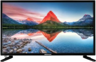 MEDION® LIFE® P12304 Fernseher, 59,9 cm (23,6´´) LED-Backlight, Full HD, HD Triple Tuner, integr. DVD-Player, CI+ Modul