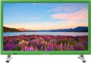 MEDION® LIFE® P13500 Fernseher, 54,6 cm (21,5´´) LED-Backlight, HD Triple Tuner, integrierter Mediaplayer, CI+ Modul, grün