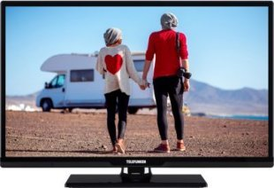 Telefunken XH24D101VD 61 cm (24 Zoll) LED TV - schwarz