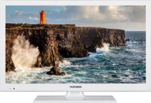 Telefunken XF22D101-W 56 cm (22 Zoll) LED TV - weiß
