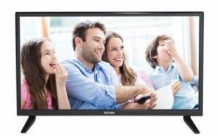 Denver LED-3268 32 Zoll HD-Ready LED TV Fernseher mit TripleTuner, DVB-T2/-C/-52, HDMI, Ci+