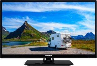 Telefunken XH24E401VD 24 Zoll LED TV, schwarz
