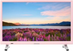 MEDION® LIFE® P13500 Fernseher, 54,6 cm (21,5´´) LED-Backlight, HD Triple Tuner, integrierter Mediaplayer, CI+ Modul, rosa
