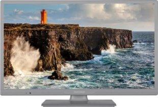 Telefunken XH24D101 grau 61 cm (24 Zoll) LED TV