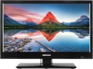 47 cm (18,5´´) LCD-TV MEDION® LIFE® P13448 (MD 21448), HD Triple Tuner, Car Adapter, HDMI, USB