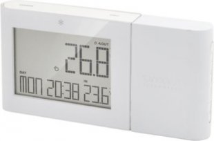 Oregon Scientific RMR 262 Alizé Thermometer - weiß