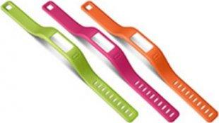 Garmin Ersatzarmbänder vivofit orange, pink, grün (klein)