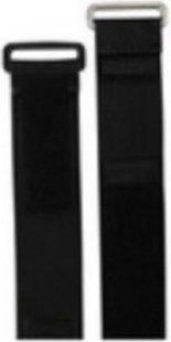 Garmin Ersatzarmband (Stoff, schwarz) für Fenix 3