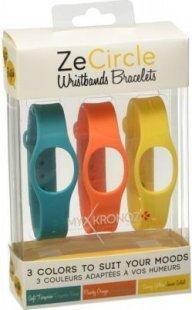 MYKRONOZ ZeCircle 3er Set Extra Armband Colorama