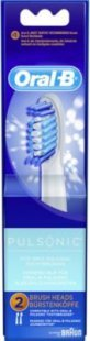 Braun Elektrische Zahnbürste Pulsonic Refills