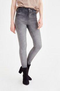 OXXO Skinny-fit-Jeans mit hoher Taillenform