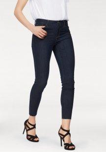 Vero Moda Ankle-Jeans »SEVEN RAW EDGE«, mit fransigem Saum