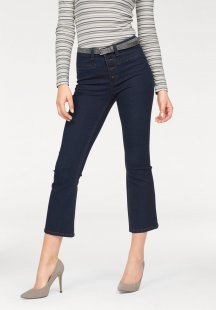 Arizona 7/8-Jeans, Kick-Flare