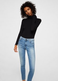 MANGO Push-Up Jeans Uptown