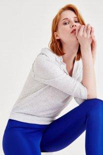 OXXO Sweater mit Kapuze