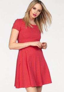 Vero Moda Shirtkleid »ANDERS« aus Baumwolle