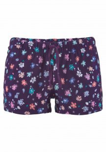 Vivance Dreams Schlafshorts mit Allovermuster