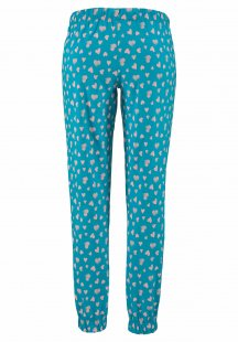 Vivance Dreams Pyjamahose mit Allovermuster
