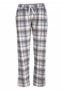 LASCANA 7/8-Pyjamahose »Lou« mit Alloverprint