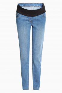 Next Skinny-Jeans im Relaxt-Fit (Umstandsmode)