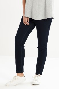 Next Leggings aus Jersey-Denim (Umstandsmode)