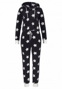 Vivance Dreams Jumpsuit im Sternendesign
