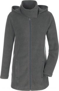 Classic Basics Fleece-Jacke mit Kapuze