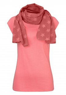Beachtime Set: Shirt und Schal