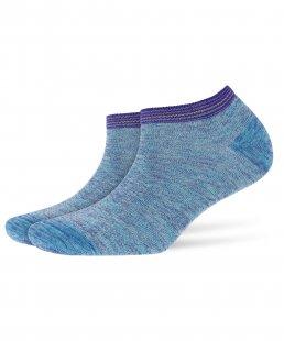 Burlington Sneakersocken Multicolour, One size fits all (Gr. 36-41)