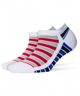 Burlington Sneakersocken Stripe, One size fits all (Gr. 36-41)
