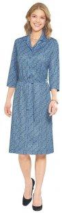 Classic Basics Jersey-Kleid mit frischem Druck