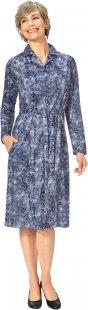 Classic Basics Jersey-Kleid mit attraktivem Druck