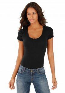 Vivance Active T-Shirt-Body (2 Stück) aus Baumwoll-Stretch