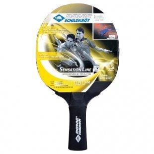Donic Schildkröt - Tischtennisschläger Sensation 500 Control